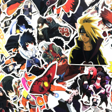 Naruto Stickers Set (63 Pcs)