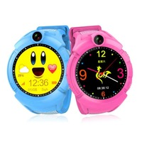Q360 Kids Smart Watches With Camera GPS Location Touch Screen Smart Watch SOS Anti Lost Monitor