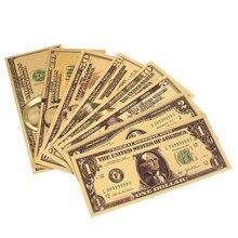 24K позолоченные долларов для Майкла А
