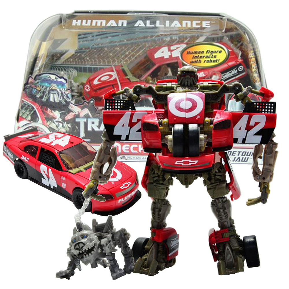 цена на Transformation Human Alliance Car Robot Leadfoot Christmas Gift for Boys