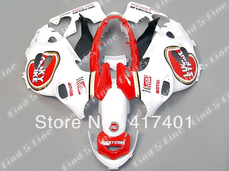 red white black for GSX600F 03 04 05 06 Katana 03 06 GSX750F 2003 2006 600F 750F 2003 2004 2005 2006 ABS fairing kit