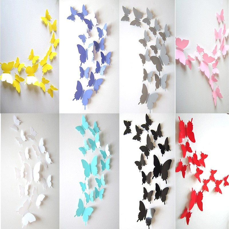 Related. Butterfly Swarm Decorative Wall Sticker