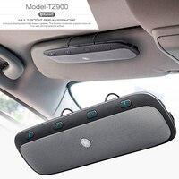 10M Wireless Bluetooth Handsfree Car Kit Speakerphone Audio Music Speaker For IPhone Samsung Smartphones Car Bluetooth