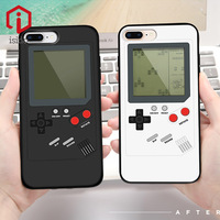 ISIDO Tetris Game Console Appearance Protection Cover Unique Multi Phone Cases For Iphone 6 7 8