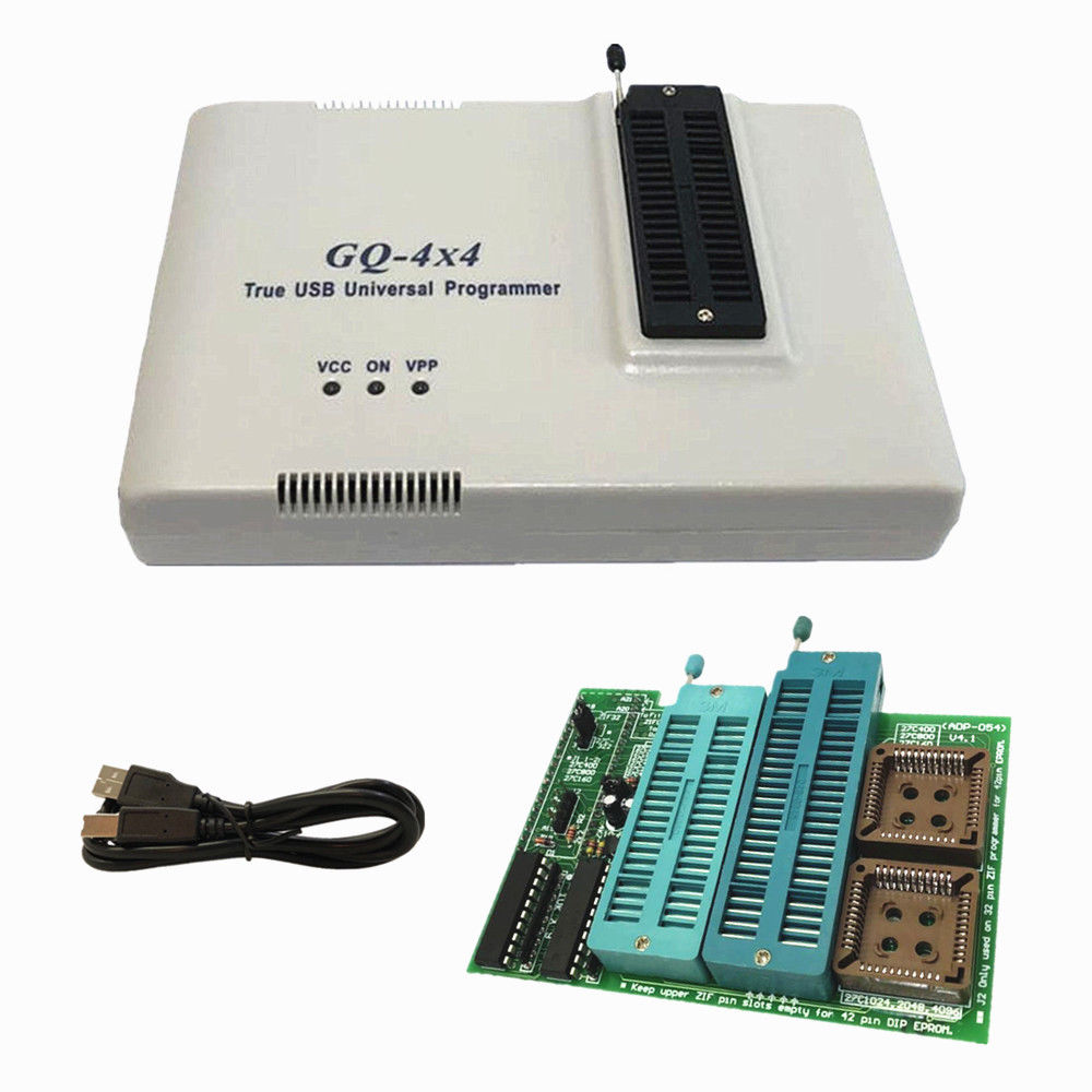1.8V Adapter USA 4X USB Programmer CH341A EEPROM BIOS SOIC8 Clip /& Adapter