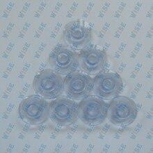 10 BOBBINS Plastic Husqvarna Viking 100 105 Classica 120 150 6540