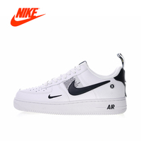 Original New Arrival Authentic Nike Air Force 1 07 LV8 Utility Pack Men's Comfortable Skateboarding Shoes Sneakers AJ7747 100