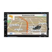 HEVXM/F6080 6,95 дюймовый автомобильный DVD плеер навигации автомобилей радио мультимедиа MP5 MP3 играть gps автомобильный навигатор