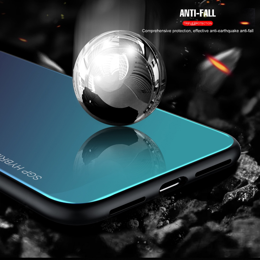 P20Pro-Gradient-Aurora-Colorful-Tempered-Glass-Case-For-Huawei-P20-P-20-Lite-Pro-Plus-Nova