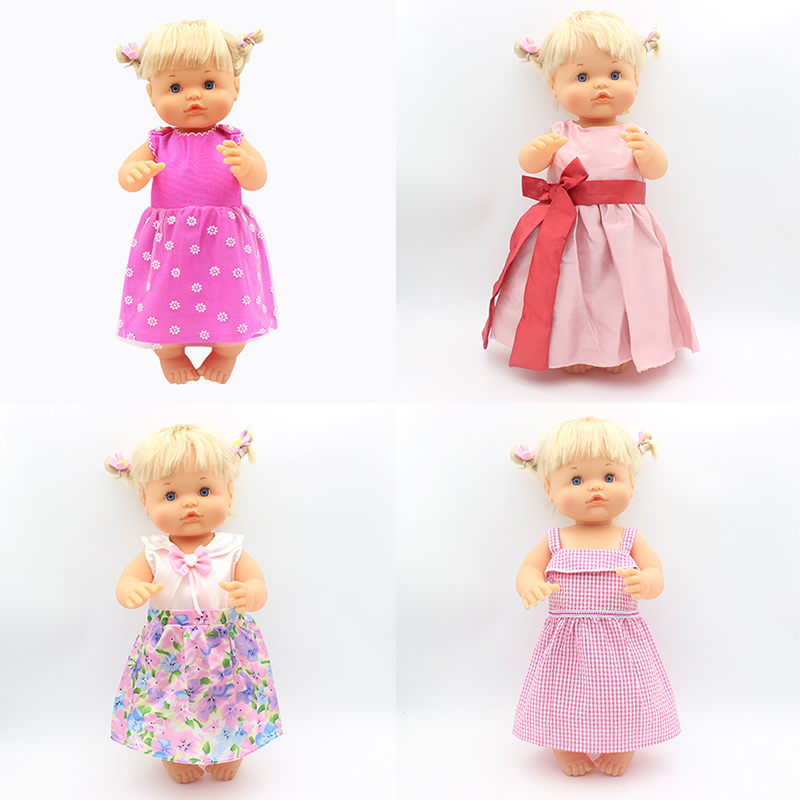 42cm Nenuco Doll Clothes Nenuco Ropa y su Hermanita Various 18 inch Doll Outfits
