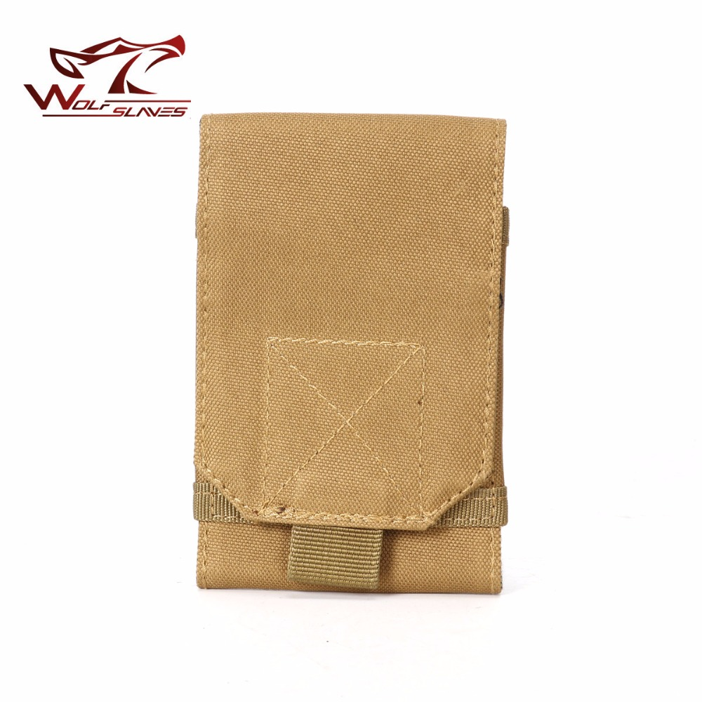 Tactical Molle <font><b>Cell</b></font> <font><b>Phone</b></font> Pouch Case Camouflage Mobile <font><b>Phone</b></font> Bag <font><b>Belt</b></font> <font><b>Clip</b></font> For Outdoor Travel Hiking