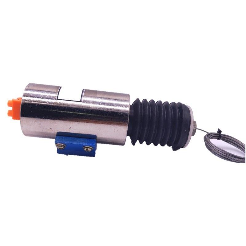 MQ8-Z30SS DC Push-pull Magnet Solenoid Electromagnet for ShipsMQ8-Z30SS DC Push-pull Magnet Solenoid Electromagnet for Ships