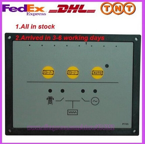 Generator controller DSE705+fast free shipping hercules 4861