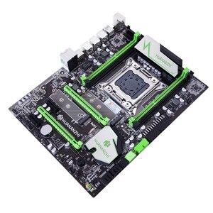 Image 3 - Huananzhi x79 placa mãe lga2011 atx usb3.0 sata3 pci e nvme m.2 ssd suporte reg memória ecc e xeon e5 processador