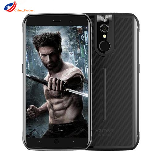 "Vernee Active 4G LET Smartphone IP68 Waterproof 5.5"" FHD 18:9 Smartphone 6G+128G Helio P25 Octa core 16MP Camera Android 7.0 NFC"