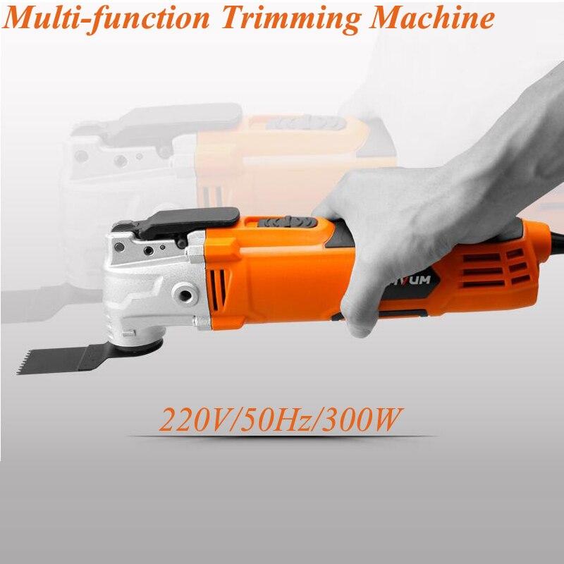 Edge Trimming Machine Electric Household Polishing Shovel Grinding Cutting Machine Multi-function Woodworking Tools WYB011003