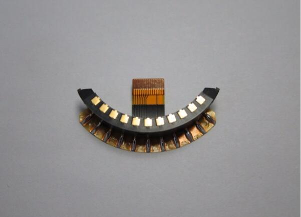 Repair Parts For Panasonic FOR Lumix G X Vario H HS12035 12 35mm F2.8 ASPH Power OIS Lens Contact Point Connect Flex Cable