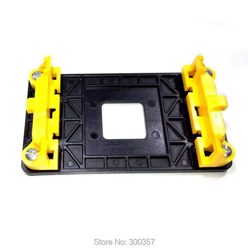 Desktop CPU Cooler Fan heatsink Bracket Holder Base For AM2 AM3 FM1 FM2 940 socket-br168 image