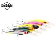 SeaKnight SK022 Suspending Minnow 9g 80mm 0~1.5M 1PC Retail Fishing Lure Artifical Baits Fishing Wobblers Minnow Fishing Tackle