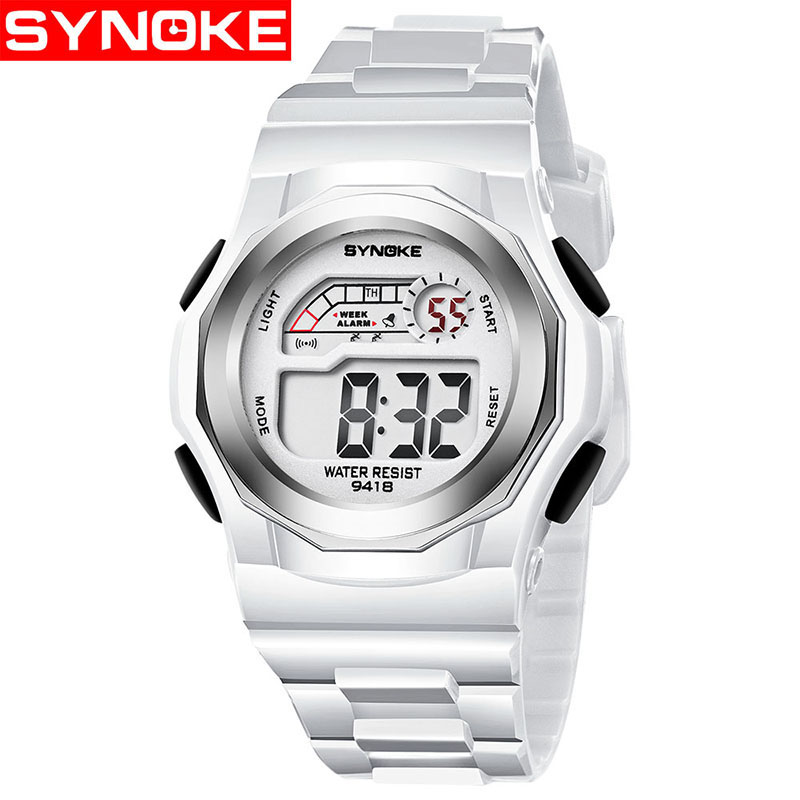 Children Watch Kids Wristwatch LED Digital Watches For Girls Boys Students Gift Electronic Waterproof Child Gift 2018 new sport children watch kids watches boys girls clock child outdoor led digital electronic wrist watch for boy girl gift