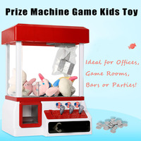 Carnival Style Vending Arcade Claw Candy Grabber Prize Machine Game Kids Toy Coin Operated Games