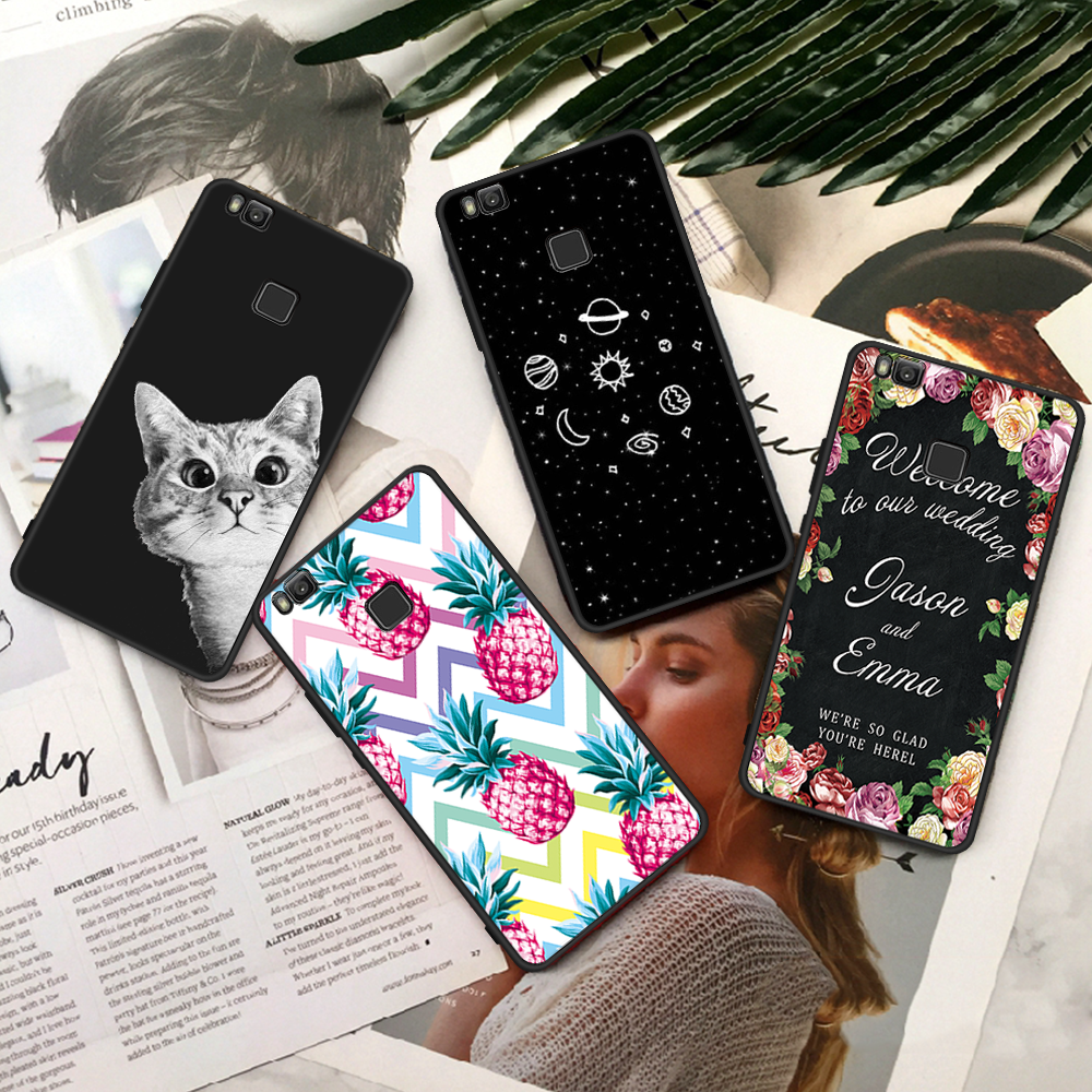 Cellphones & Telecommunications Izyeky Case For Huawei Y9 2018 Cute Universe Planet Moon Star Phone Cover For Huawei Enjoy 8 Plus Coque For Huawei Y9 2018