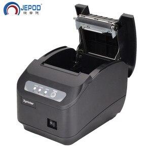 Image 3 - XP Q200II 80mm desktop thermal receipt printer Optional interface USB+Serial/LAN 200mm/s high speed bill priner with auto cutter