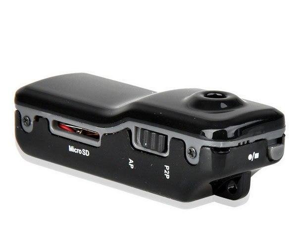 Mini Wifi Camera Wireless P2P Monitoring Cam Corders D81 video camera mini camera dvr camcorder Video Record wireless IP Camera 2