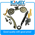 Ecotec Engine Timing Chain Kit w/ Balance Shaft Set L61 Fit for 2000-2011 GM 2.0L 2.2L 2.4L