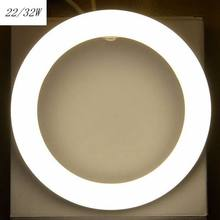 22W 32W Round Led Lamp LED Circular Blub Lamp T9 LED Ring Tubes Light Replacement of Fluorescent Light Lamp(China)