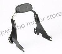 Motorcycles Short Passenger Backrest Sissy Bar For Harley Sportster 883 XL1200 48 72 2004 2017 Black
