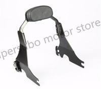 Motorcycles Short Passenger Backrest Sissy Bar For Harley Sportster 883 XL1200 48 72 2004 2017 Black