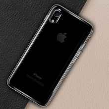 Cyato Transparent Clear Case For Apple iPhone X Case Soft TPU Silicone Back Cover Coque Bumper On The For iPhone X 10 Capa the position icon transparent soft case for iphone x
