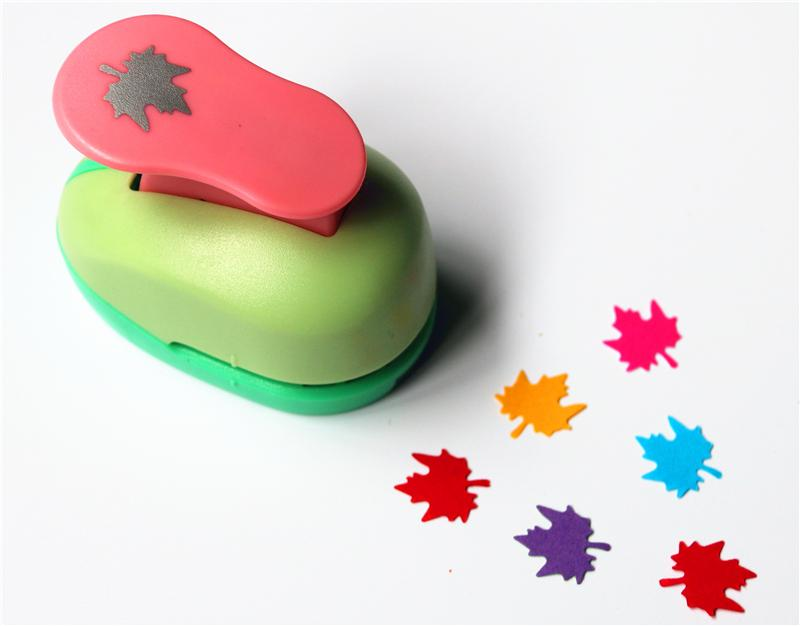 15mm 5/8'' Maple Leaf Paper Punch Shapes Craft Punch Diy Puncher Paper Cutter Scrapbooking Punches Scrapbook S29871