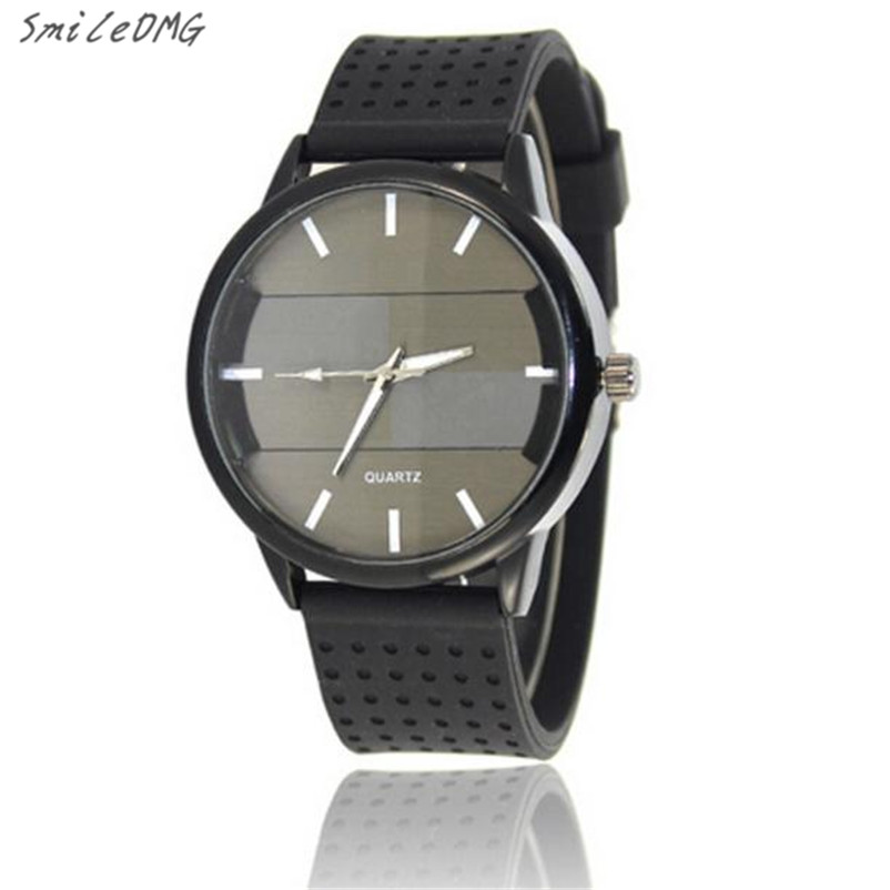 SmileOMG Fashion Luxury Quartz Sport Military Stainless Steel Leather Band Wrist Watch Men Free Shipping Christmas Gift,Sep 1 smileomg hot sale fashion women crystal stainless steel analog quartz wrist watch bracelet free shipping christmas gift sep 5
