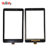 BKparts 5pcs Touch Panel Digitizer For Acer Iconia One 8 B1 810 Touch Screen Touch Screen