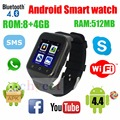 2016 Original Smartwatch S8 3G SIM Phone Smart Watch Android System Dual Core 3MP Camera WCDMA GSM GPS TF Support  Wifi Bt 4.0