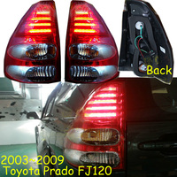 cruiser prado taillight,2003~2009;Free ship!LED,2pcs/set,cruiser rear light;cruiser prado FJ120 2700 4000