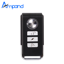 Ampand Wireless Remote Controller Key for our PIR Sensor Alarm Door Security Alarm Bicycle Vibration Spot