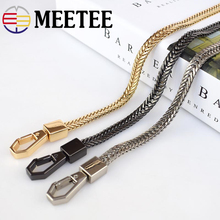 hot deal buy high-end bags shoulder strap not removable chain  0.7cm metal replacement chain shoulder bags straps for handbags handles
