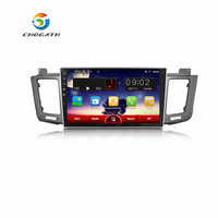 ChoGath TM 10 2 Quad Core Android 5 1 Car GPS For Toyota RAV4 2013 2014