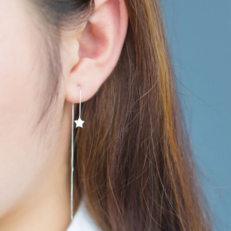 Drop-Earrings-for-Women-Solid-925-Sterling-Silver-Fine-Jewelry-Pull-Thread-Cutely-Lucky-Star-Threader.jpg_640x640