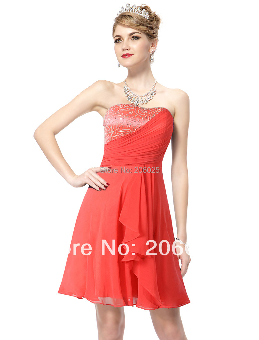 Online Get Cheap Coral Party Dress -Aliexpress.com | Alibaba Group