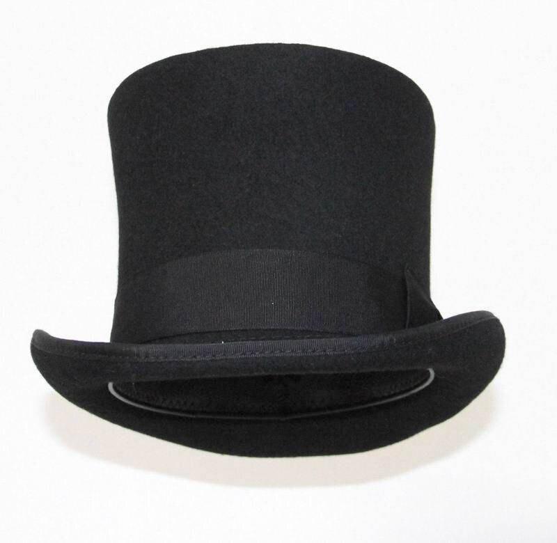 LUCKYLIANJI 15см британский стиль черный - Аксессуары для одежды - Фотография 4