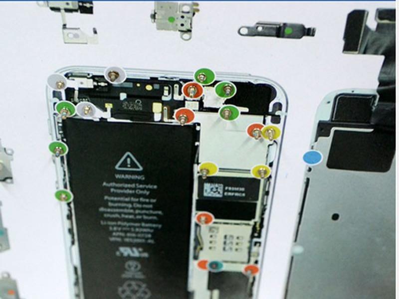 Tornillos magnéticos profesionales Mat keeper chart tarjeta de - Juegos de herramientas - foto 3