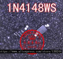 1pcs/lot 1N4148 T4 SMD 0805 SOD-323 diode In Stock(China)