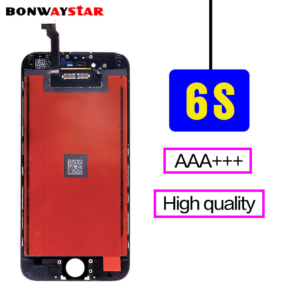 Teil <font><b>original</b></font> LCD screen Für <font><b>iphone</b></font> <font><b>6s</b></font> LCD <font><b>Display</b></font> LCD Touch Screen Digitizer Ersatz Montage für <font><b>iphone</b></font> <font><b>6s</b></font> lcd pantalla image