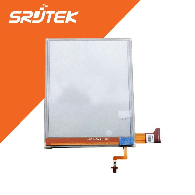 ФОТО ED060XG1 6.0 inch E-Ink Screen Glass For Onyx Boox i62ml aurora Reader Ebook eReader LCD Display Panel
