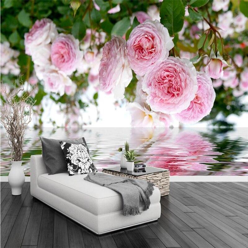 Pink Rose Garden Wallpaper rose garden wallpaper reviews - online shopping rose garden