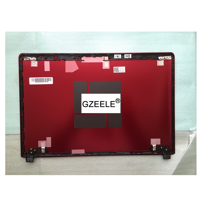 GZEELE new Laptop LCD Back Cover A Shell for DELL Vostro 5460 5470 LCD Rear Lid V5460 V5470 YHRY1 red